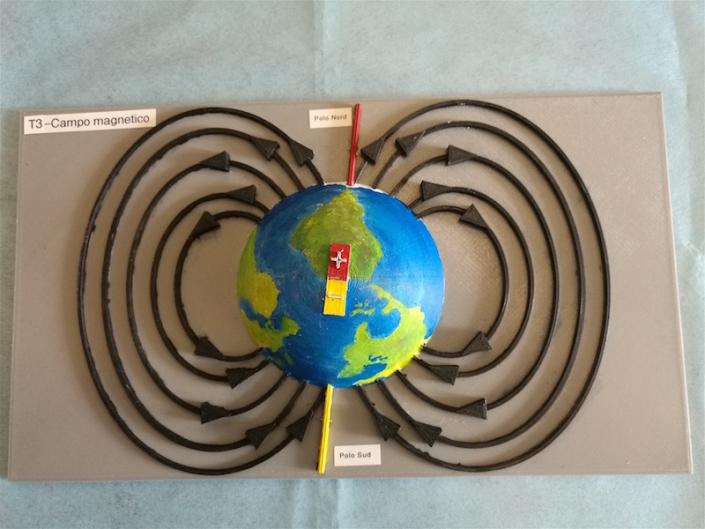 Tavola 3 Il Campo magnetico terrestre
